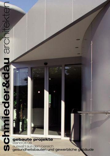 und palliativstation - Schmieder & Dau Architekten