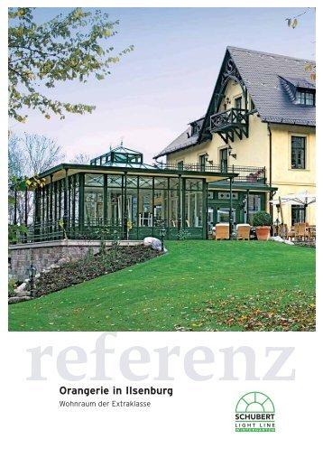 Neuenbürg Kaltwintergarten