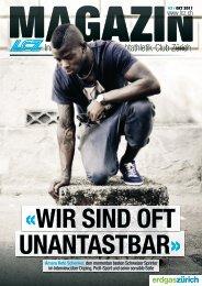 lcz magazin 2011 3 - Leichtathletik-Club Zürich