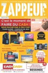 Le P'tit Zappeur - Niort #120