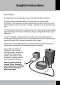 Your Poolcare Solution Instruction Manual La solution ... - Poolmaid - Page 3