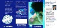 Hygiene-Sicherheitim Filter F ilterclean Silver - Bayrol Deutschland ...