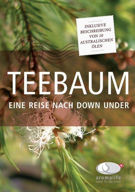 Teebaum - Eine Reise nach Down Under