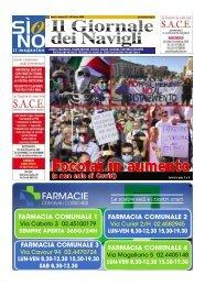 Giornale dei Navigli n. 36 - 16 ottobre 2020