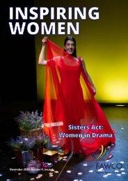 Inspiring Women : November 2020