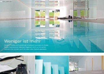 Schwimmbad & Sauna 09/10   2011 - JD Schwimmbad-Bau ...