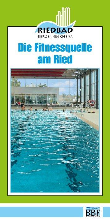 Riedbad - BäderBetriebe Frankfurt GmbH