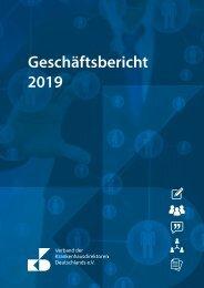 VKD-Geschäftsbericht 2019