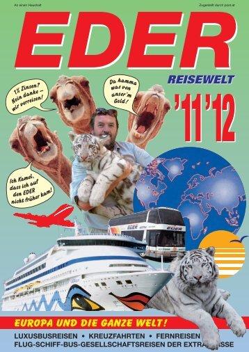 EDER REISEN - Kameltheater