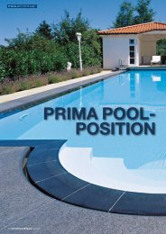 Prima Pool- Position - JD Schwimmbad-Bau + Design