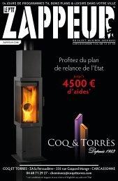 Le P'tit Zappeur - Carcassonne #451