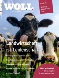 WOLL Magazin Arnsberg, Sundern, Ense // Herbst 2020