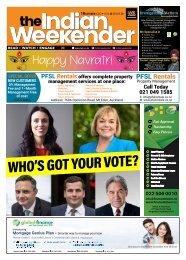 The Indian Weekender, 16 October 2020