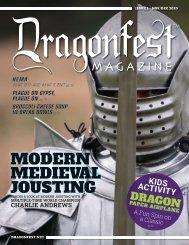 Dragonfest™ Magazine - Issue 1 Nov/Dec 2020