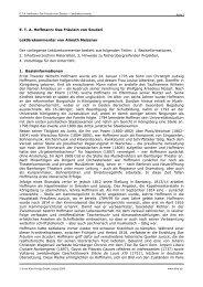 E. T. A. Hoffmann: Das Fräulein von Scuderi ... - Ernst Klett Verlag