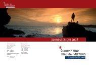 Gehirn- und Traumastiftung Graubünden/Schweiz