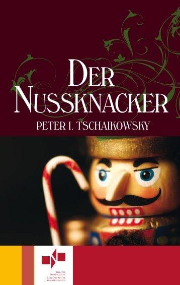 Programmheft - Der Nussknacker - Theater Nordhausen