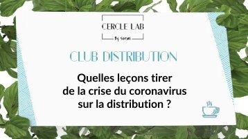 Club Distribution N°1