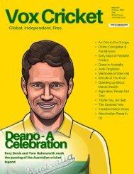 Vox Cricket Issue 07