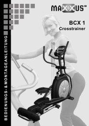 BCX 1 Montage - MAXXUS