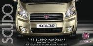FIAT Scudo Panorama Katalog - Fiat Autohaus Ströhla