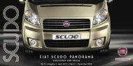 Fiat SCUDO Panorama - Fiat Autohaus Ströhla
