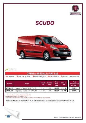 scudo - Fiat