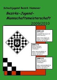 U20 - Schachbezirk Hannover