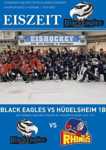 TSG Black Eagles vs. Hügelsheim 1b 18 10 2020