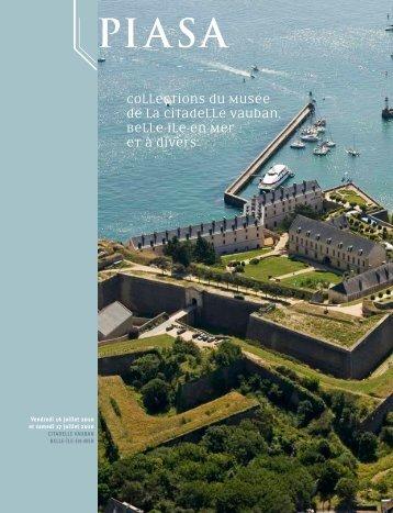 Collections du Musée de la citadelle Vauban, Belle-Île-en-Mer eT à ...