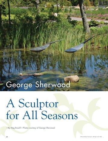George Sherwood Kinetic Sculpture