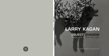 OBJECT/SHADOW - Larry Kagan Sculpture
