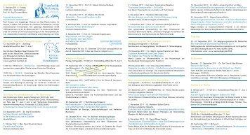 Download Veranstaltungsprogramm - Senckenberg Museum