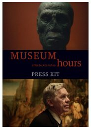 HiLL - museum hours