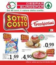 Eurospar S.Gavino 2020-10-15