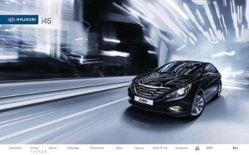i45 - Hyundai Dealers Melbourne