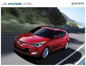 Veloster Turbo - Hyundai Auto Canada
