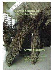 Patrick Dougherty - Washburn University