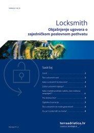 Terra Adriatica Locksmith Objasnjenje HR V1.2