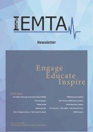 IEMTA Newsletter October 2020