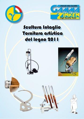 Scultura Intaglio Tornitura artistica del legno 2011 - Legno & Metallo ...