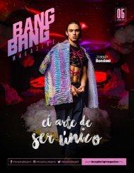 BangBang Magazine Octubre 2020 / Joaquin Bondoni