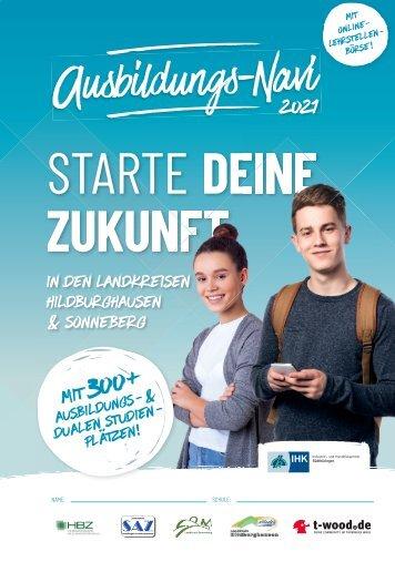 Ausbildungs-Navi für Hildburghausen und Sonneberg 2021