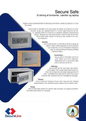 Secure Safe.pdf - Gunnebo