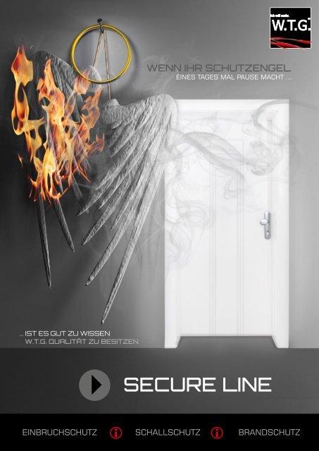 SECURE LINE - W.T.G. Türen GesmbH