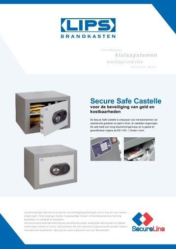 Secure Safe Castelle - Kools & Ravenhorst