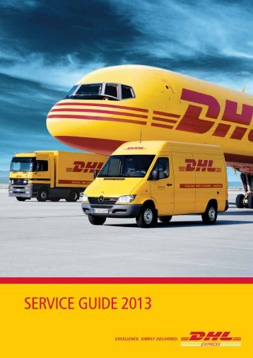 The international specialists. - DHL