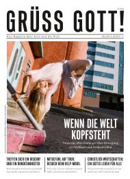 Gruess Gott - Herbst 2020