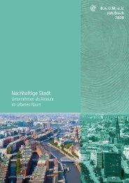 B.A.U.M.-Jahrbuch 2020: Nachhaltige Stadt. Unternehmen als Akteure im urbanen Raum