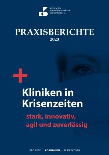 Vorschau-VKD-Praxisberichte 2020